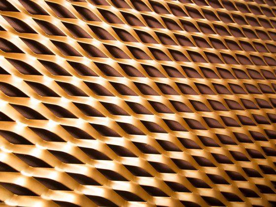 توری کششی فلزی چیست؟