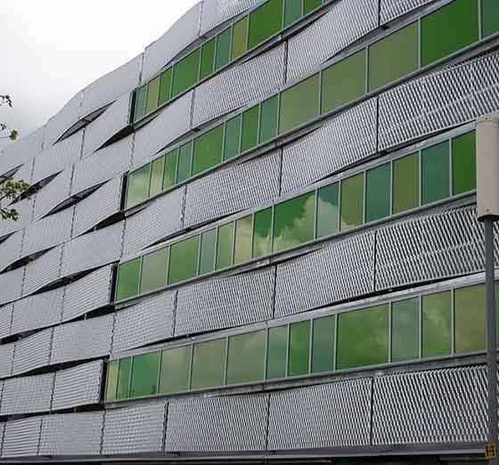 نمای استرچ متال چیست و کاربرد آن در ساختمان سازی