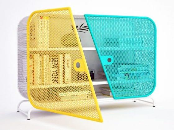 ساخت انواع وسایل فلزی با توری لوزی اکسپنددمتال